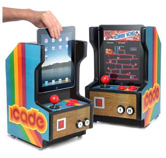 iCade, um uso para o iPad