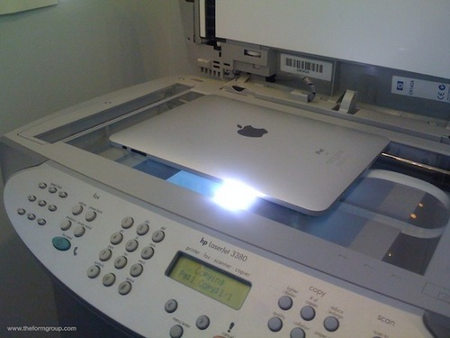 Imprimindo no iPad