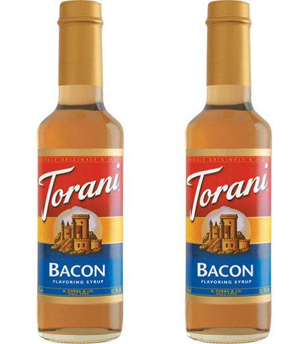 Xarope de Café sabor Bacon